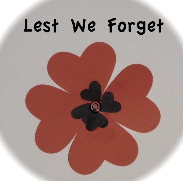 Rememberance Day Poppy #1